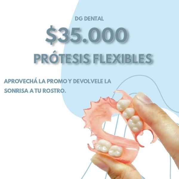 PROTESIS FLEXIBLE - JULIO